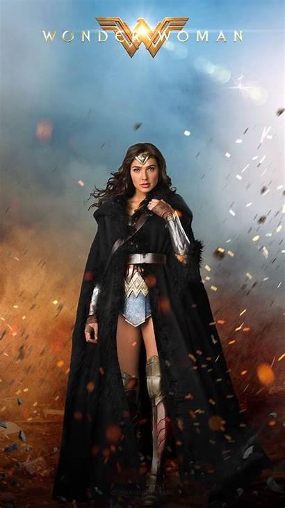 Wonder Woman Gadot Gal Wallpapers Justice League