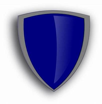 Shield Transparent Background Clipart Clip Vector Cliparts