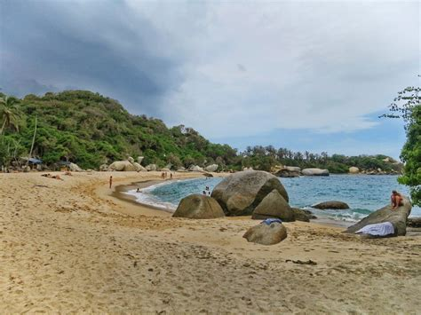 Parque Tayrona Colombia How To Get There Where To Stay