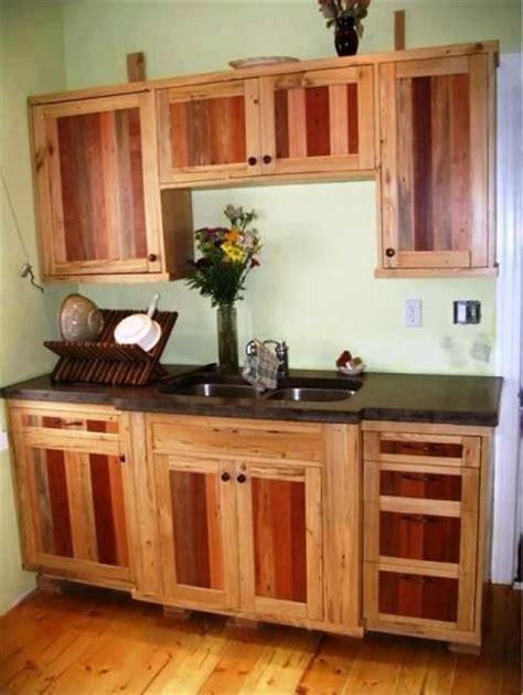 wooden pallet kitchen cabinets design your own pallet wood kitchen cabinets pallets designs