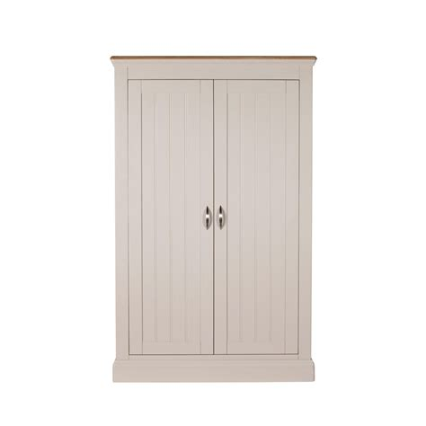 Large Wardrobe by Pantone Grey Painted Large Wardrobe Con Tempo Furniture
