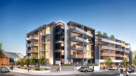 Appartments In Perth by In The Of Subiaco Central