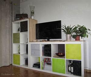 Meuble 9 Cases Ikea : la lettre ~ Dailycaller-alerts.com Idées de Décoration