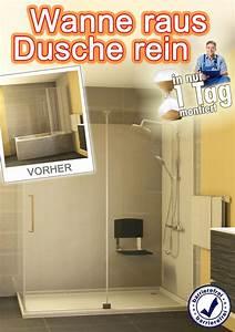 Badewanne Umbauen Zur Dusche : wanne zur dusche umbauen ~ Markanthonyermac.com Haus und Dekorationen