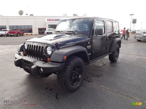 2018 Jeep Wrangler Unlimited Call Of Duty Mw3 Edition 4x4
