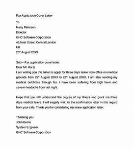 Letter Of Recommendation From Landlord 21 Sample Fax Cover Letter Template For Doc Pdf And
