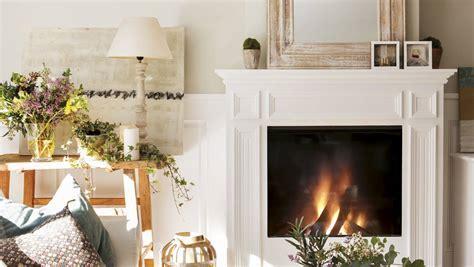 chimeneas soluciones decorativas  tener una en casa