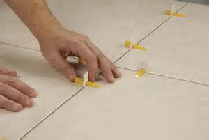 tile levelling and spacers floor wall solutions