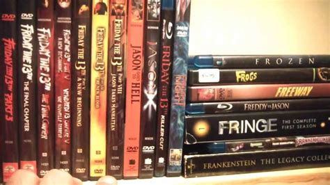 My Horror Movie Collection