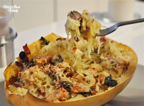 cuisiner une courgette spaghetti courge spaghetti gratinée megalow food