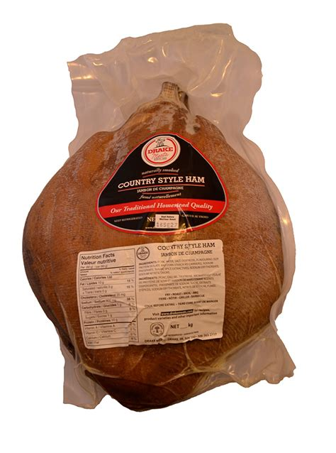 cottage ham cottage roll meats