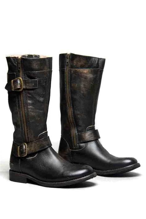 Bed Stu Gogo Boots by Bed Stu Gogo Boot Black From Pennsylvania By Fresh