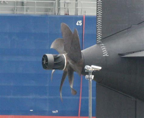 U Boat Propeller by Propeller