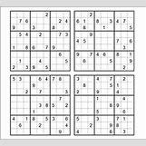 Sudoku Medium Difficulty   270 x 245 jpeg 31kB
