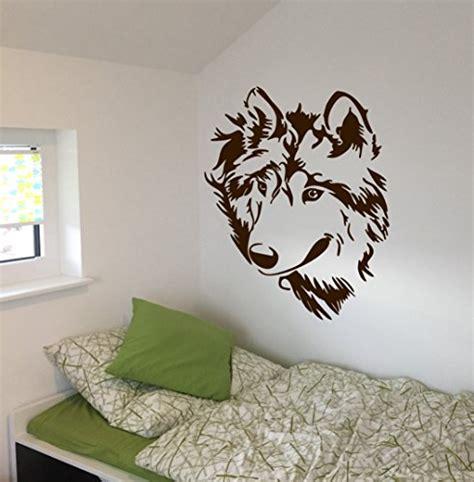 Wandtattoo Kinderzimmer Wolf by Wandtattoo Wolf