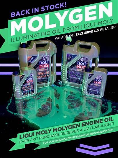 Molygen Oil Moly Liqui Ecs Generation Mini