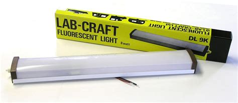 12 volt dc fluorescent lights 8w 12v fluorescent light with switch 35cm long