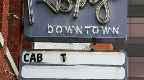 cabaret  town  reopen  roxys downtown