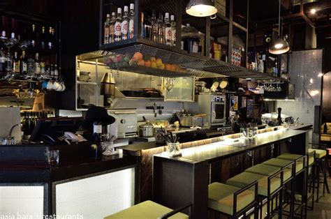 Modern Bar by Foodbar Dada Modern Tapas Bar Singapore Asia