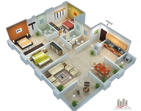 desain rumah minimalis  kamar interistik