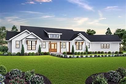 Plan Farmhouse Garage Angled Plans Architectural Architecturaldesigns