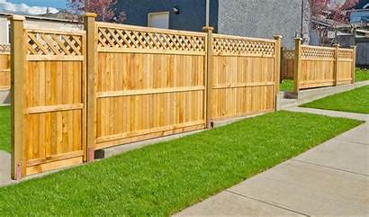 Fence Panels Garden Using Install Installing Website