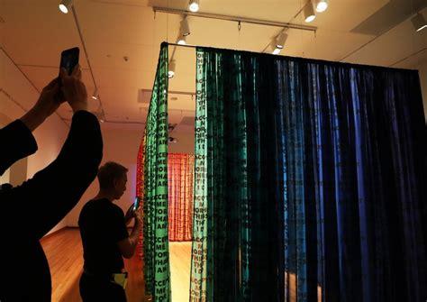 seattle art museum opens  exhibition jeffrey gibson