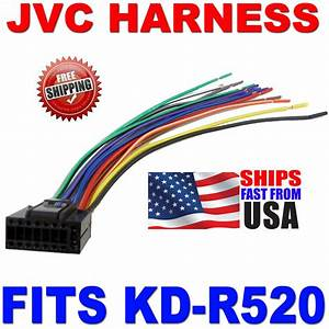 2010 Jvc Wire Harness 16 Pin Harness Kd
