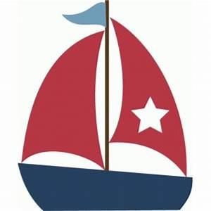 Silhouette Design Store - View Design #62590: sailboat ...