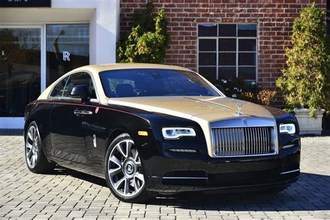 Rolls Royce Picture by Vehicle Details 2019 Rolls Royce Wraith Year Of The Pig
