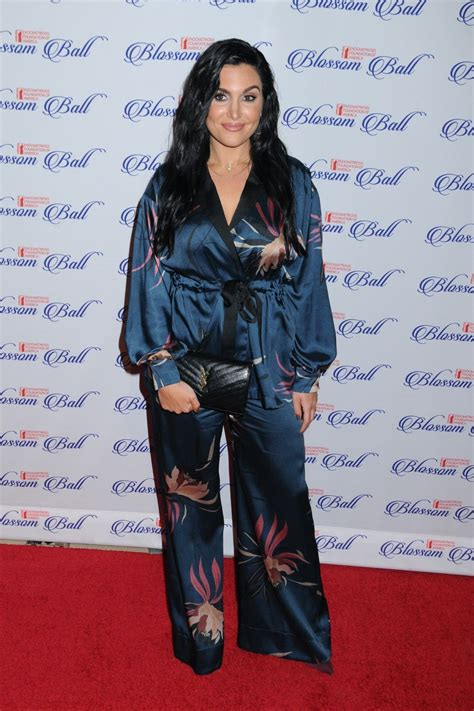 MOLLY QERIM at Endofound 9th Annual Blossom Ball in New