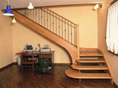 ringhiera in legno per interni venetocasa scale scala a giorno per interni in legno s08