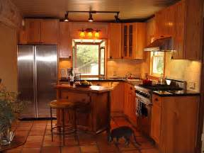 corner kitchen island living large in small houses