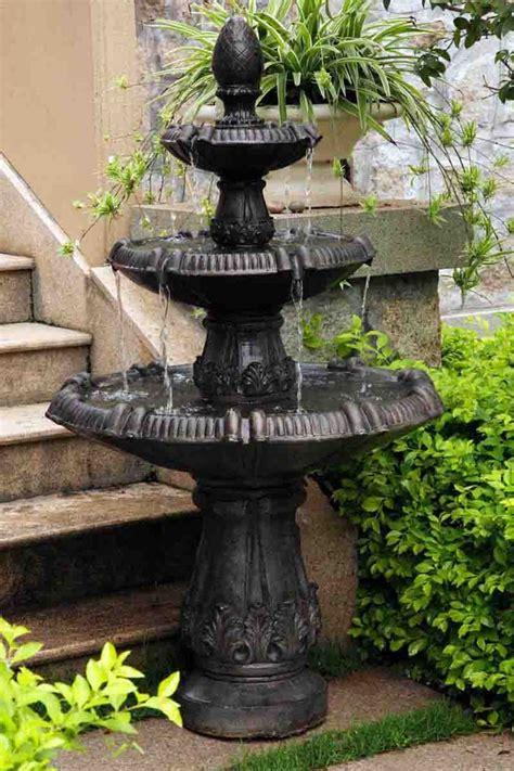 classic pineapple 3 tier outdoor classics water