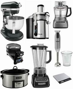 37 Kitchen Appliances