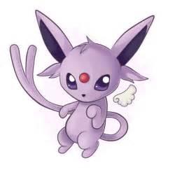 Cute Pokemon Espeon