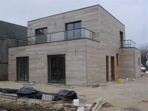 comment isoler une maison vivre eco constructeur maison bois 233 cologique les chantiers isolation par l ext 233 rieur 224 la