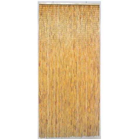 rideau de porte bambou naturel morel 100 x 220cm achat vente rideau de porte bambou cdiscount