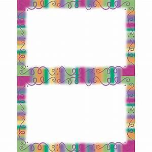 gartner studios 2 up invitations 5 12 x 8 12 fiesta border With gartnerstudios com invitation templates