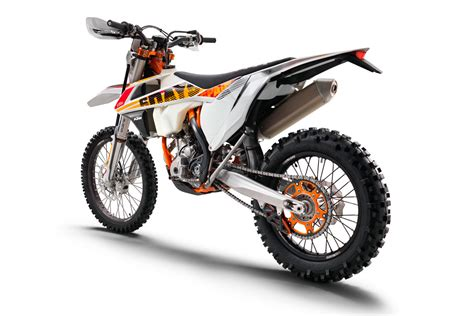 set ktm sixdays bike 2017 ktm exc f and exc range motoonline au