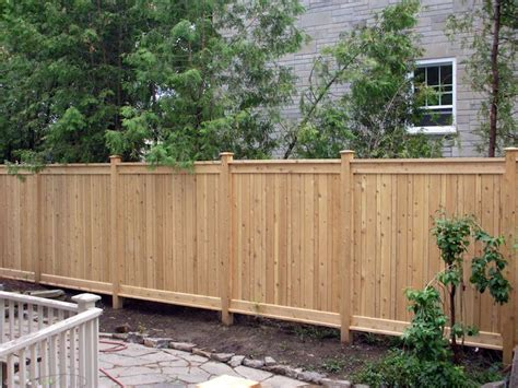 17 Best Images About Privacy Fence Options On Pinterest