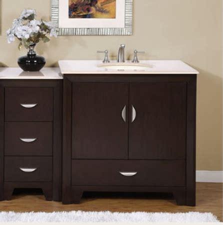 modern single bathroom vanity  choice