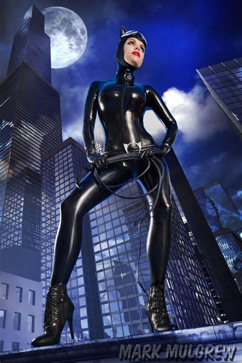 dc comics batman character catwoman version