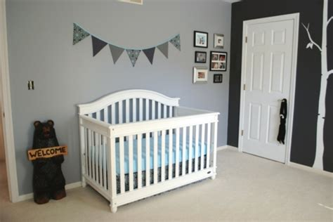 chambre bébé gris et blanc deco chambre bebe gris et blanc visuel 4