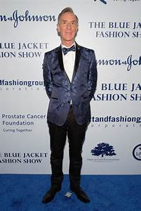 Bill Nye Photos Photos - Inaugural Blue Jacket Fashion ...
