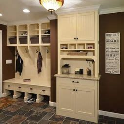 kitchen cabinets area mudroom with mail sorting counter this idea a spot 6315
