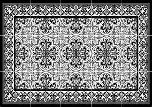 Set De Table Carreau De Ciment : sets de table carreaux de ciment ciment factory ~ Teatrodelosmanantiales.com Idées de Décoration