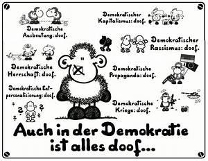 Alles Ist Doof : auch in der demokratie ist alles doof ~ Eleganceandgraceweddings.com Haus und Dekorationen
