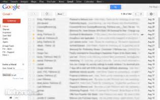 Gmail Email Screenshots
