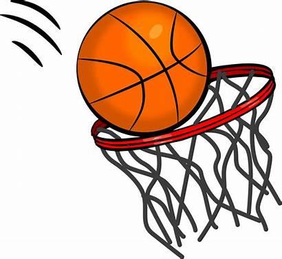 Basketball Clipart Clip Basket Ball Games Players